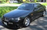 1993 Nissan Skyline GT-s and GT-R Coupe