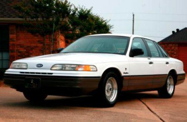 The Ford Crown Victoria Good Bye To An Old Friend The Motoring