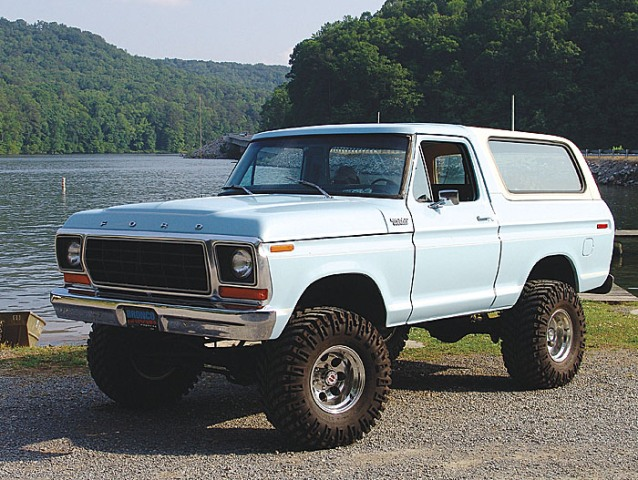 The World S Greatest Suv S 1978 1996 Ford Bronco The