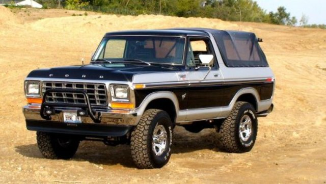 101 best Wheels  US  Ford Broncos images on Pinterest  Ford