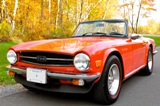 Triumph TR-6: Music to Anyone's Ears
