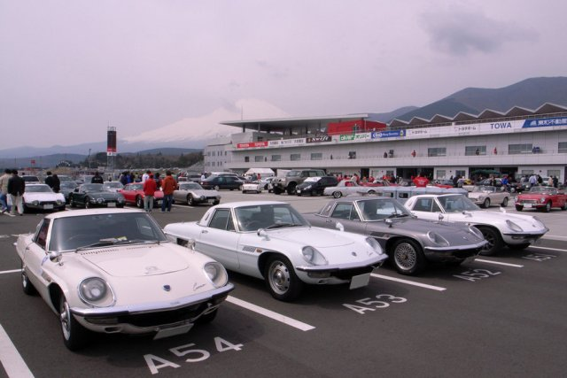 Japanese Nostalgic Vehicles The Motoring Enthusiast Journal