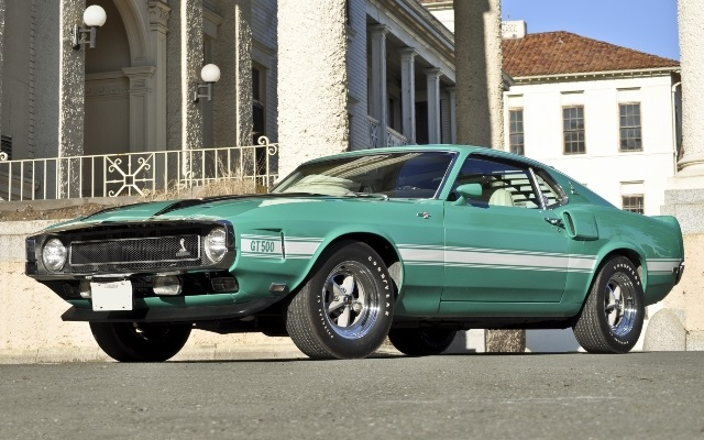 1970 Ford Mustang Shelby GT500