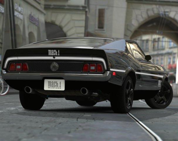 Image Gallery 71 73 Mustang