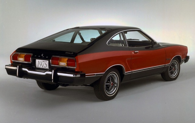 1975 Ford Mustang II Fastback