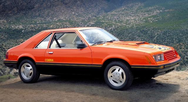 19791982 Ford Mustang A new direction with a dose of European