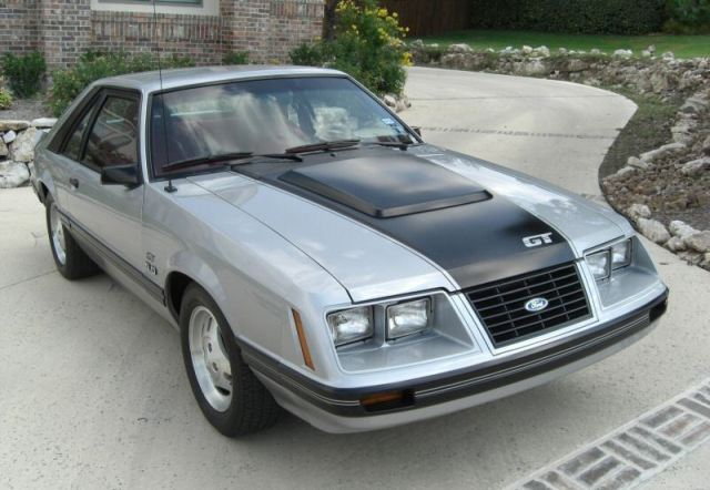 1983 1986 ford mustang performance makes a comeback the. Black Bedroom Furniture Sets. Home Design Ideas