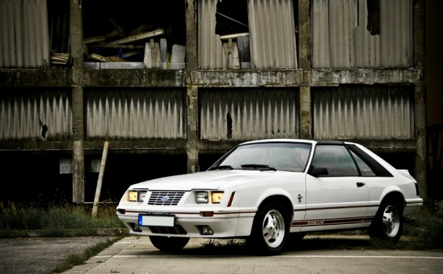 19831986 Ford Mustang Performance makes a comeback  The