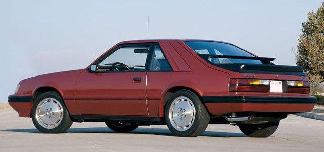 1983 1986 Ford Mustang Performance Makes A Comeback The