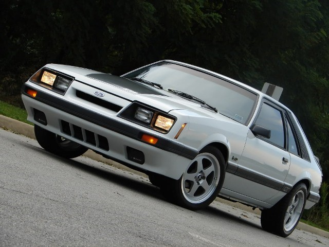1983-1986 Ford Mustang: Performance makes a comeback - The ...