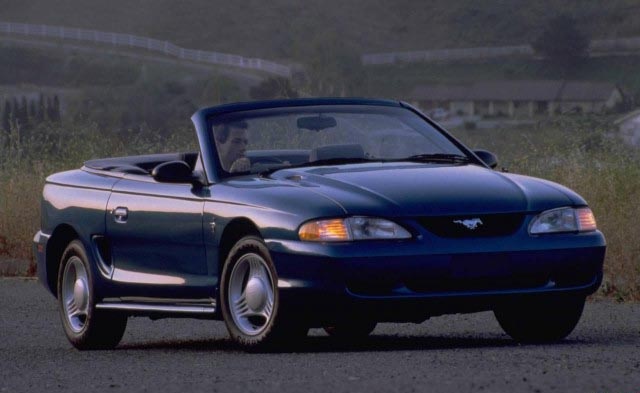 1994-1998 Ford Mustang: Something old, something new - The ...