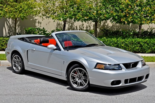 2003 Svt Cobra 10th Anniversary Convertible