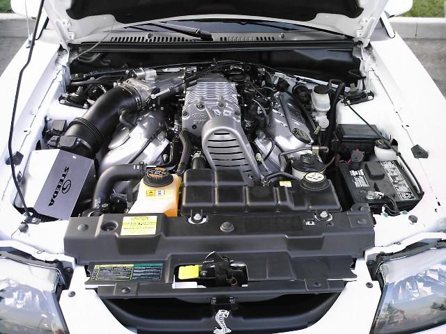 2003 svt cobra engine