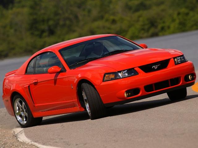 Terminator Mustang Svt Cobra