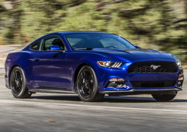 2015 Mustang EcoBoost with Performance Package