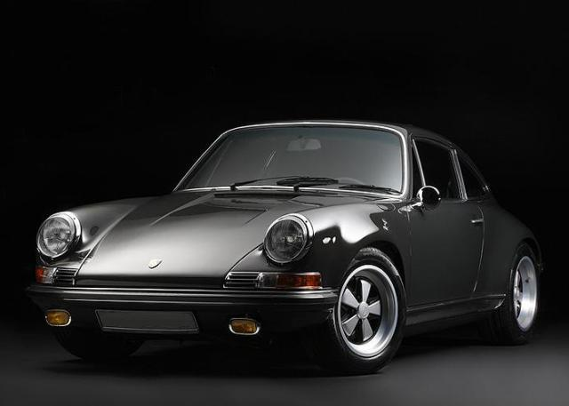 The Porsche 911 – Fifty Years of Sports Car Perfection