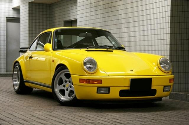A History Of Ruf Automobile The Motoring Enthusiast Journal