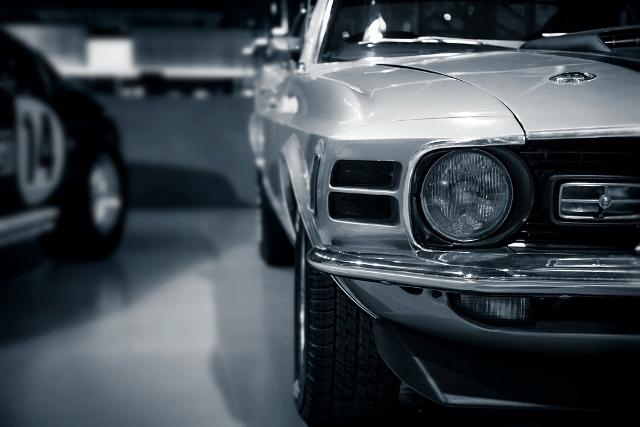 1979-1982 Ford Mustang Hood Scoop Attaching Mounting Hardware Kit
