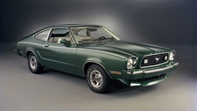 1974 1978 Ford Mustang Ii Iacocca S Little Jewel Gets No