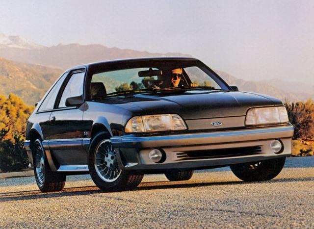 Front /& Rear Full Set Shocks Struts For 1987-1993 Ford Mustang
