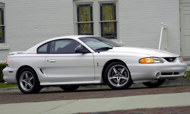 - The Ford Old 1994-1998 Mustang New Something