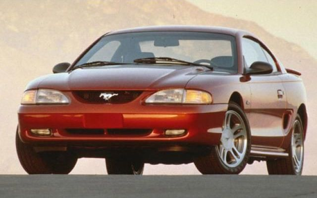 1994 1998 Ford Mustang Something Old Something New The