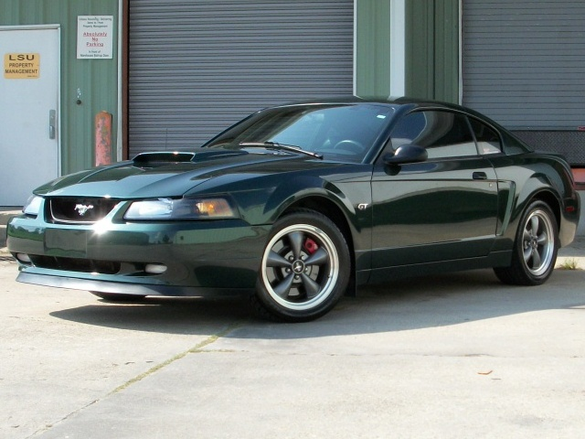 New Ford Style - Edge 1999-2004 Mustang Motoring The