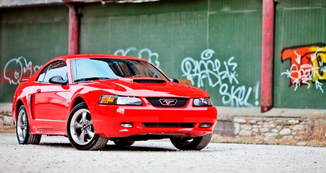 1999 2004 Ford Mustang The New Edge Style The Motoring