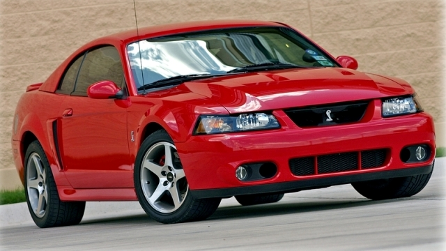 Cobra R Wheels >> 2003-2004 Ford Mustang SVT Cobra: The Terminator - The Motoring Enthusiast Journal | Enthusiast ...
