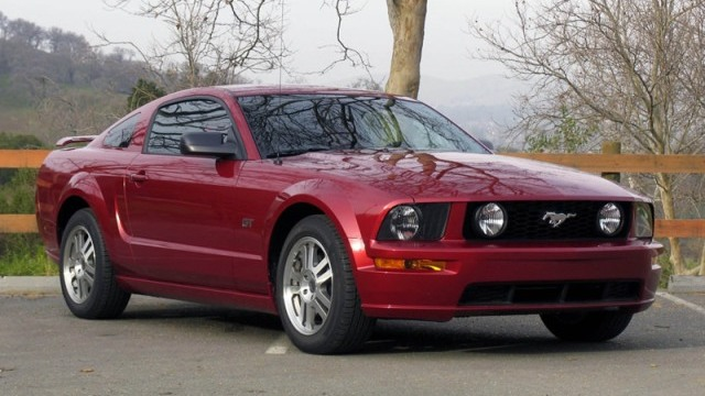 2005-2009 Ford Mustang: A modern rendition of an American