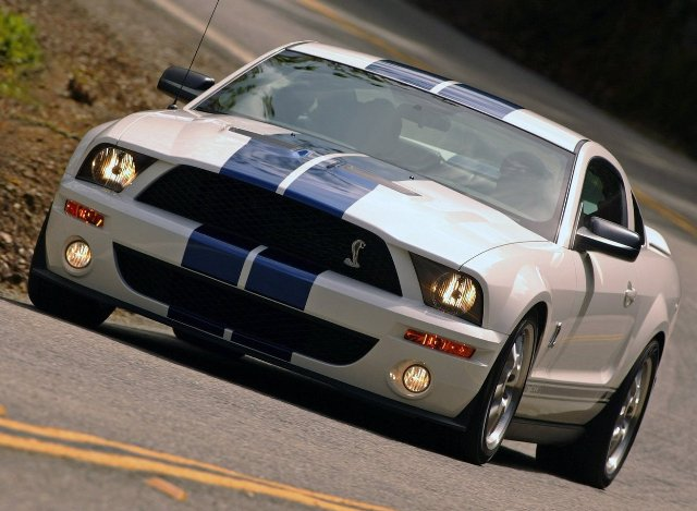 2006-2009 Shelby Mustangs: Shelby's Back! - The Motoring