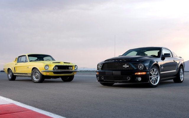 2006-2009 Shelby Mustangs: Shelby's Back! - The Motoring Enthusiast