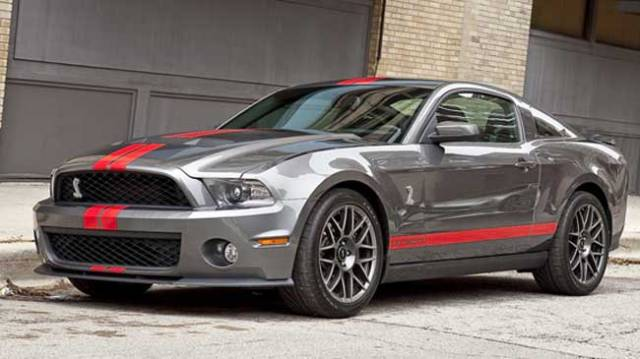 2010-2014 Shelby GT500: Seemingly limitless performance - The