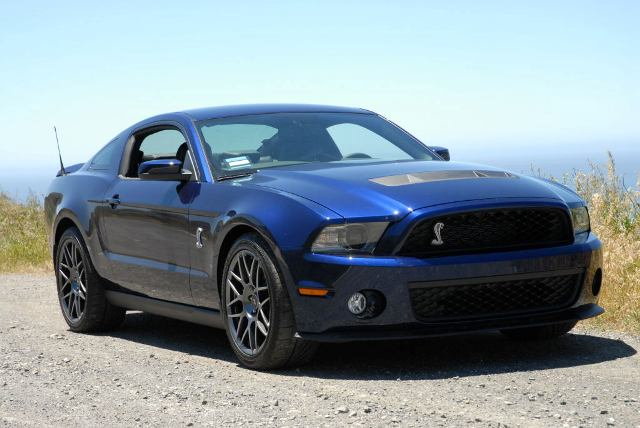 2010-2014 Shelby GT500: Seemingly limitless performance