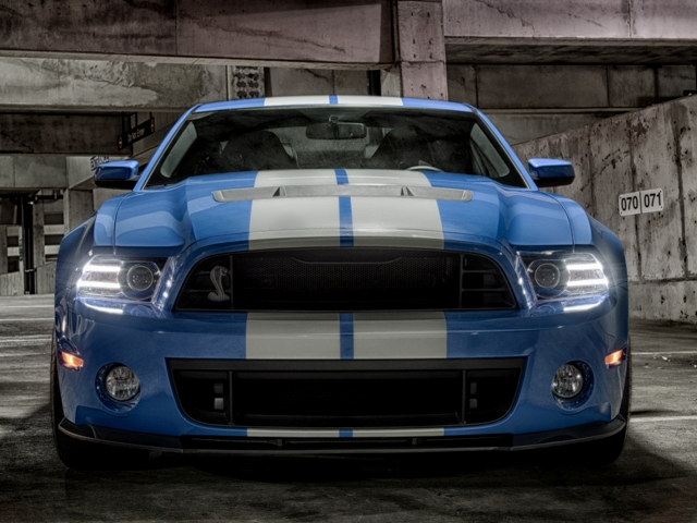 2010 2014 Shelby Gt500 Seemingly Limitless Performance The
